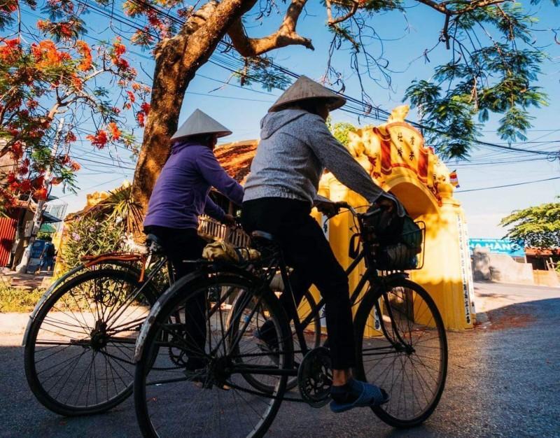 Cầu Ngói chùa Lương gắn với hình ảnh bình dị, thân thuộc của nông thôn miền Bắc