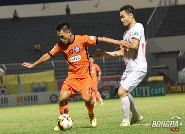 Nam Định muốn giành chiến thắng trước SHB Đà Nẵng chiều nay. Ảnh: Viết Định.