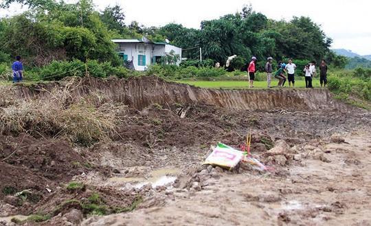 Khu vực Y Nơn Hmok chôn xác vợ