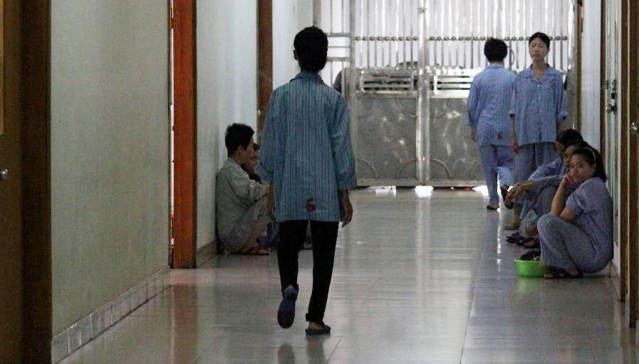 Nơi bệnh nhân được chăm sóc điều trị
