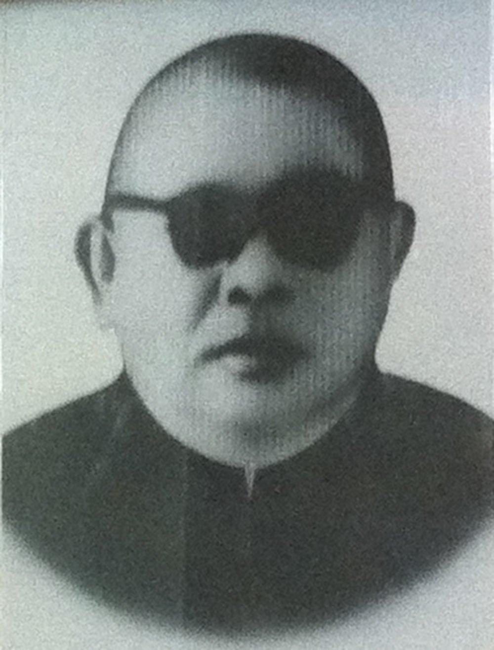 Đại gia mù Bá Thiên.