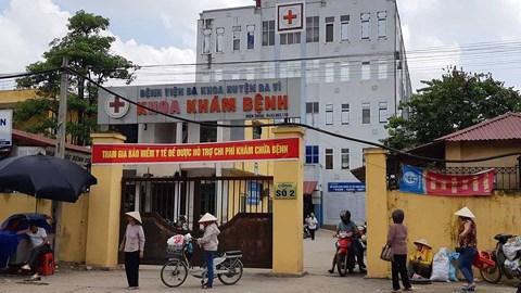 Bệnh viện nơi xảy ra sự cố trao nhầm con