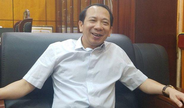 ông Trần Đức Quý - Phó Giám đốc UBND tỉnh Hà Giang