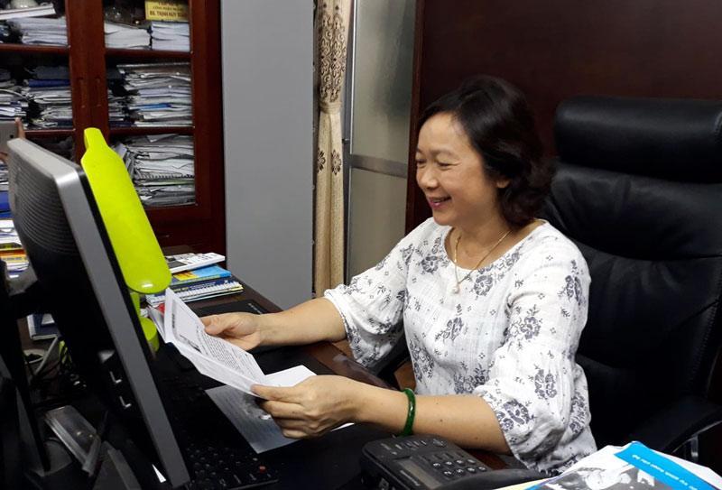 Bác sĩ Hoàng Thúy Hải - Chuyên gia tư vấn sức khỏe sinh sản.