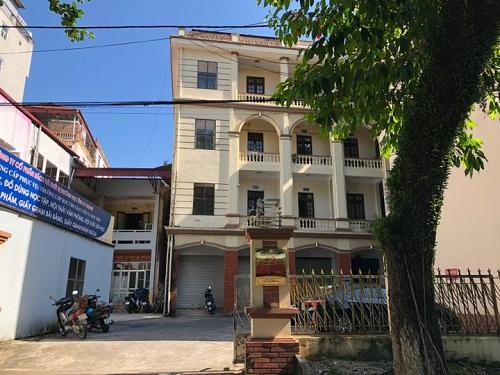 Trụ sở Sở GD-ĐT tỉnh Hà Giang. Ảnh: Dân Việt