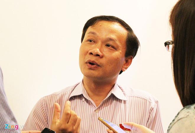 Ông Phạm Tất Thắng, Phó chủ nhiệm Ủy ban Văn hóa, Giáo dục, Thanh niên, Thiếu niên và Nhi đồng của Quốc hội. Ảnh: Thắng Quang.
