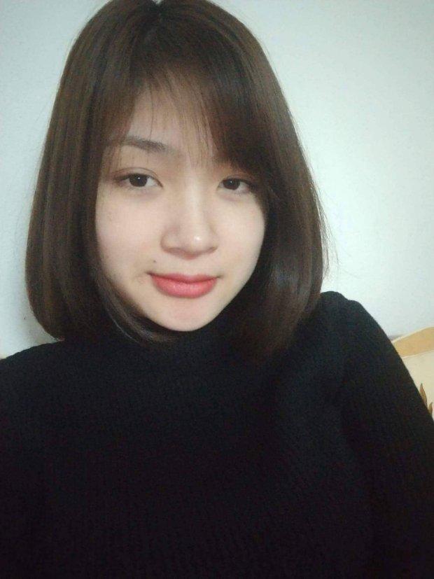 Chân dung cô gái bị mất tích - Lưu Thị Diệu Hương.