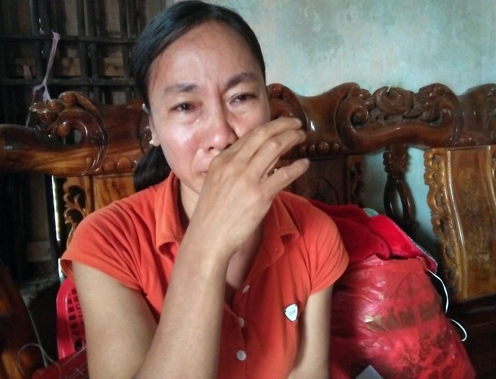 Suốt 3 năm trời bà mong muốn cơ quan chức năng điều tra làm rõ cái chết của con gái.
