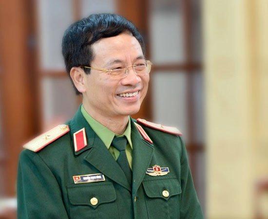 Chủ tịch Viettel Nguyễn Mạnh Hùng làm Bí thư Ban cán sự đảng Bộ TT&TT.