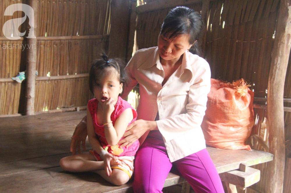 Dù Hồng bị bệnh nhưng với vợ chồng chị Tiên, em là niềm động lực để anh chị sống tiếp chặng đường phía trước.