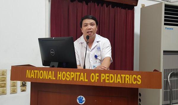 BS Phạm Ngọc Toàn, khoa Cấp cứu chống độc, BV Nhi Trung ương