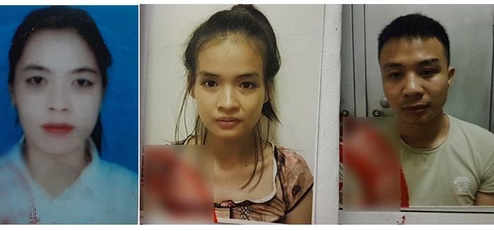 Các đối tượng Mai Khánh Ly, Nguyễn Thị Cẩm Thu và Lê Hồng Phong hiện đang bị tạm giam 3 tháng để điều tra