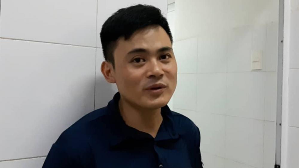 Anh Dương Chí Linh - cháu gọi chú rể là cậu