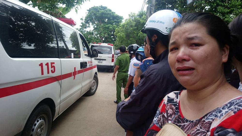 Vụ tai nạn ở Quảng Nam đã biến đám cưới thành đám tang. Nỗi đau này là quá lớn.