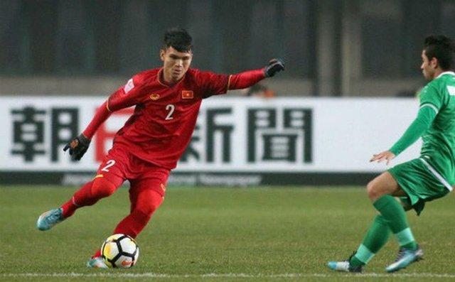 Giống như những gì đã thể hiện trong màu áo U23 Việt Nam tại VCK U23 châu Á, Xuân Mạnh với nền tảng thể lực dồi dào đã lên công về thủ liên tục. Hầu như các pha lên bóng của các cầu thủ áo đỏ thường tập trung rất nhiều cho cầu thủ SLNA.