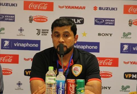 Nhà cầm quân U23 Oman hết lời khen ngợi U23 Việt Nam của HLV Park Hang Seo
