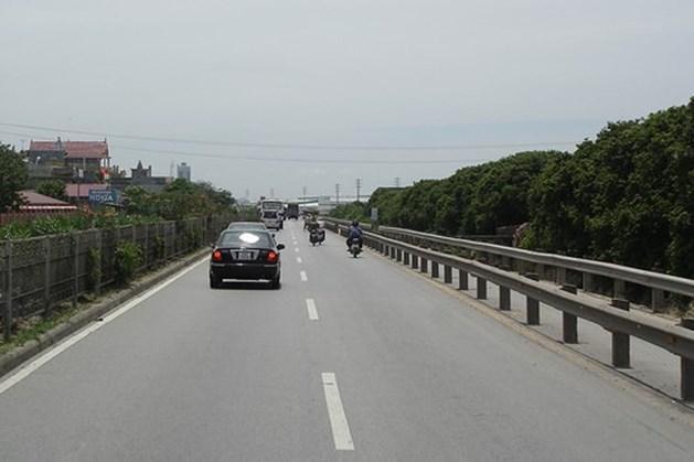 Một đoạn Quốc lộ 3 mới, đoạn Hà Nội - Thái Nguyên