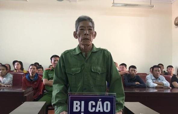 Bị cáo Trần Minh Giao