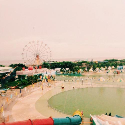 Đây là một khu vui chơi nhân tạo nổi tiếng ở Bạc Liêu. (Nguồn: yenng__)