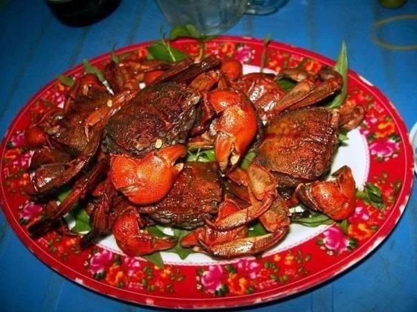 Ba khía cũng là món ăn khách du lịch Bạc Liêu rất thích. (Nguồn: ivivu.com)
