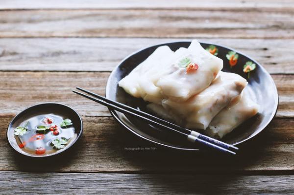 Bánh củ cải là một món ngon ở Bạc Liêu có xuất xứ từ ẩm thực của người Hoa. (Nguồn: tourdulichmientay.org)
