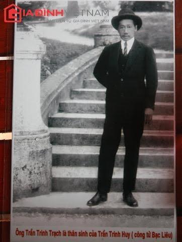 Ông Trần Trinh Trạch (ảnh Internet)