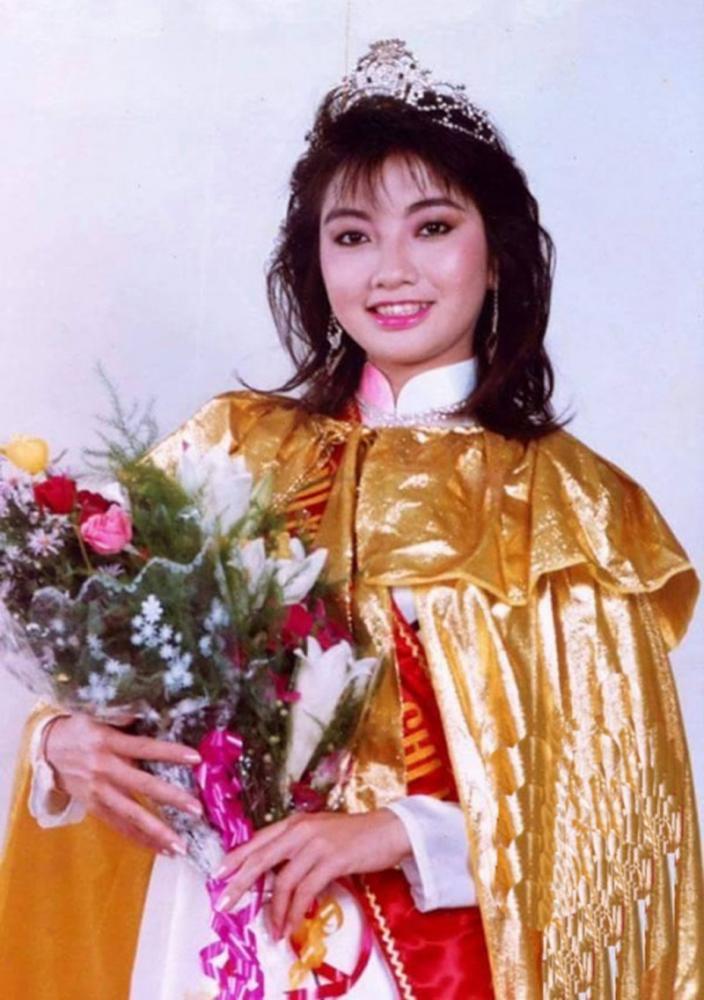 Hoa hậu Lý Thu Thảo sở hữu gương mặt phúc hậu, ngọt ngào - Ảnh: Internet