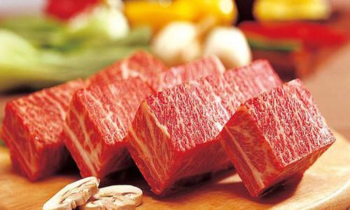 Thịt thực phẩm chiếm phần lớn thành phần dinh dưỡng trong mỗi bữa ăn của mọi gia đình. Thịt giàu protein, axit béo và khoáng chất. Đặc biệt, thịt nạc nguồn cung cấp lượng vitamin B dồi dào. Ảnh: QQ.