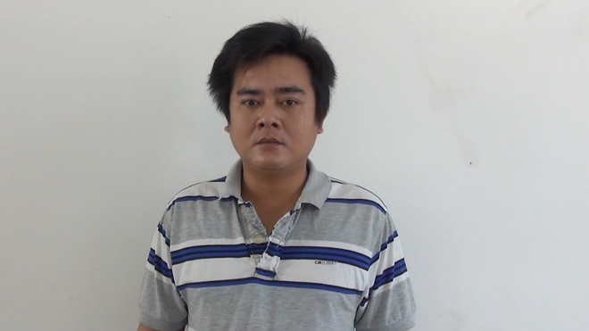 Đối tượngPhạm Văn Hải.