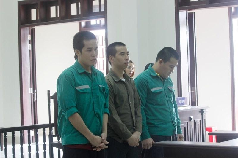 Nhóm trộm liên tỉnh hầu tòa.