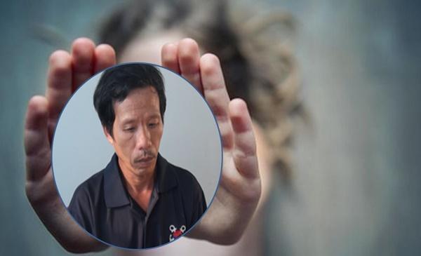 Đối tượng Nguyễn Văn Cường bị đề nghị truy tố về tội dâm ô