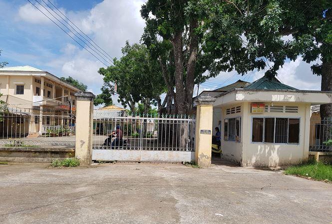 Nơi tạm giữ nghi phạm Nguyễn Phan Phi Long Hai.