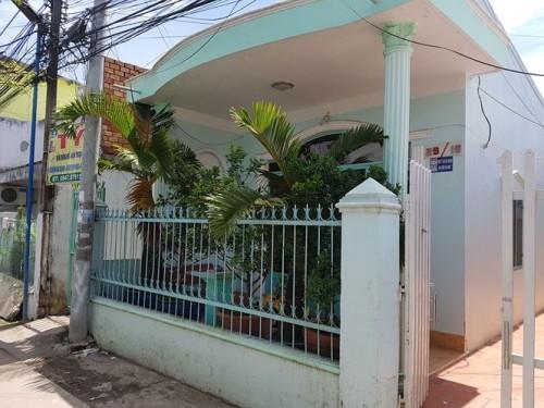 Căn nhà của Nguyễn Phan Phi Long Hai (P.3, TP. Vĩnh Long) - Ảnh: Tiền Phong