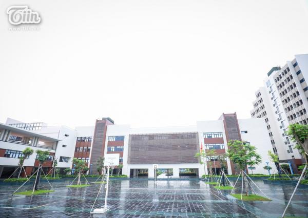 Hình ảnh ngôi trường
