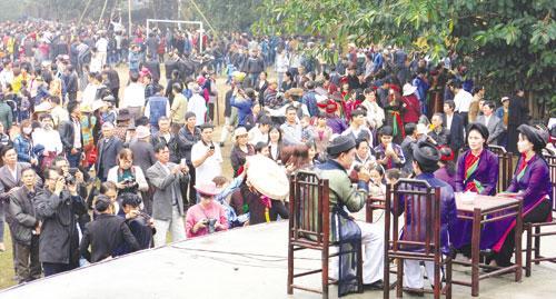 lễ hội Bắc Ninh