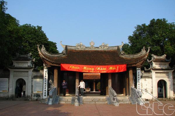 Đền Đô là nơi thờ phụng của 8 vị vua nhà Lý