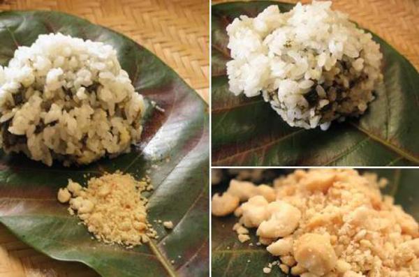 Bánh khúc làng Diềm, Yên Phong