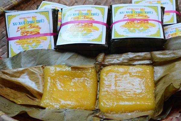 Bánh phu thê Đình Bảng, Từ Sơn
