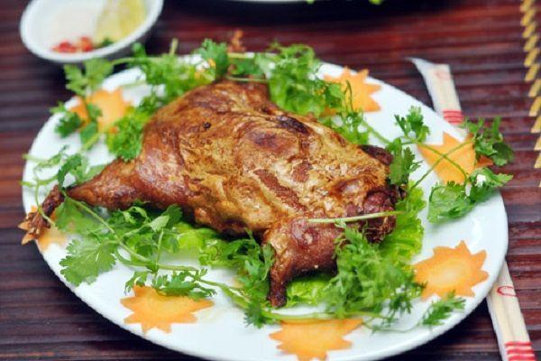 Nay trở thành món ăn đặc sản được đưa vào nhiều nhà hàng. (Nguồn: canhdep.net)