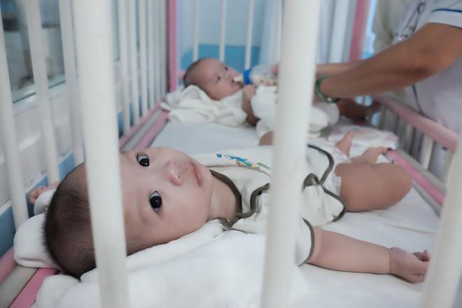 Ngoài An Nam, BV nhân dân Gia Định vẫn đang nuôi 4 đứa trẻ bị bỏ rơi khác.