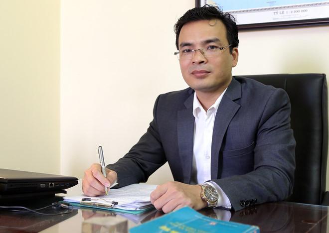 Luật sư Hoàng Trọng Giáp.