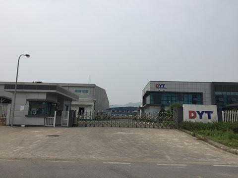 Trụ sở công ty DYT