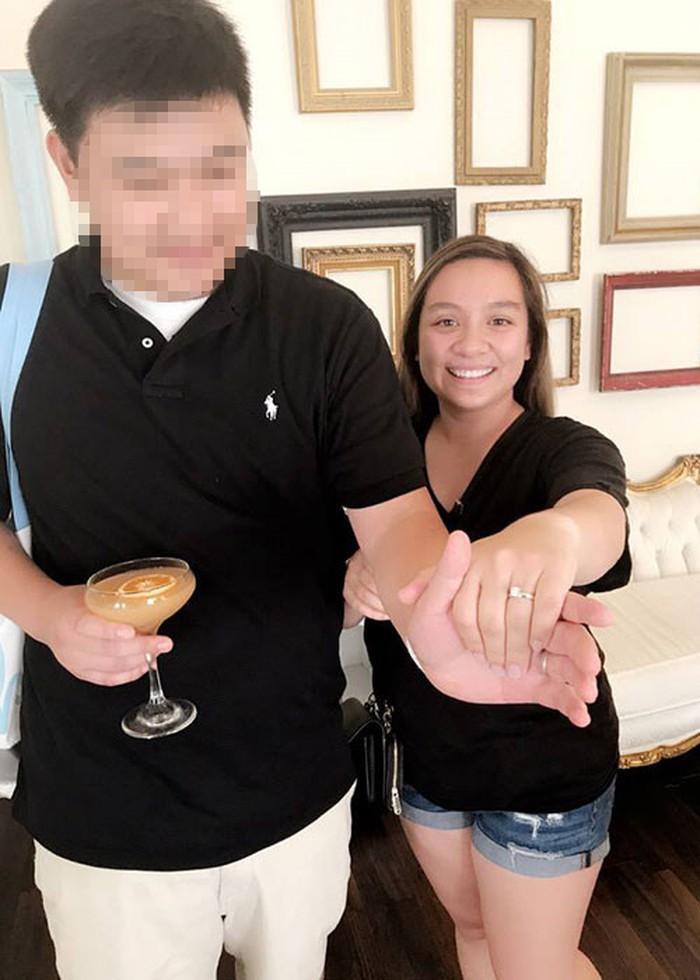 Cô thường xuyên đăng tải những hình ảnh hạnh phúc với người yêu (Ảnh: Wendy Phạm)