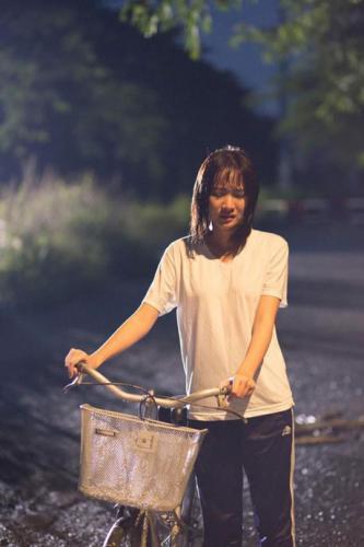 Với lối diễn xuất tự nhiên, Nguyễn Thanh Vy đã chiếm được nhiều tình cảm của khán giả. (Nguồn: Fb Nguyễn Thanh Vy)