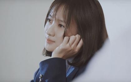 Vốn xuất phát điểm không phải là diễn viên nhưng vì đam mê, cô nàng luôn cố gắng học hỏi... (Nguồn: Fb Nguyễn Thanh Vy)