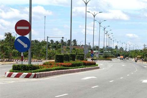 Huyện Châu Thành (Bến Tre). Ảnh: cucqlxd.gov.vn