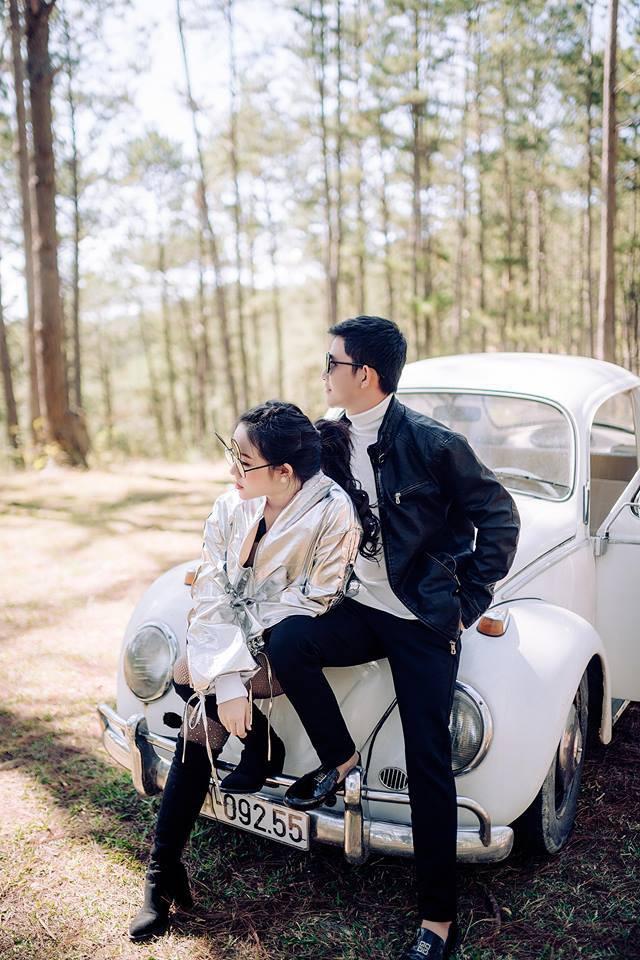 Ảnh cưới cá tính của Hoàng Phương - Quí Nhơn.