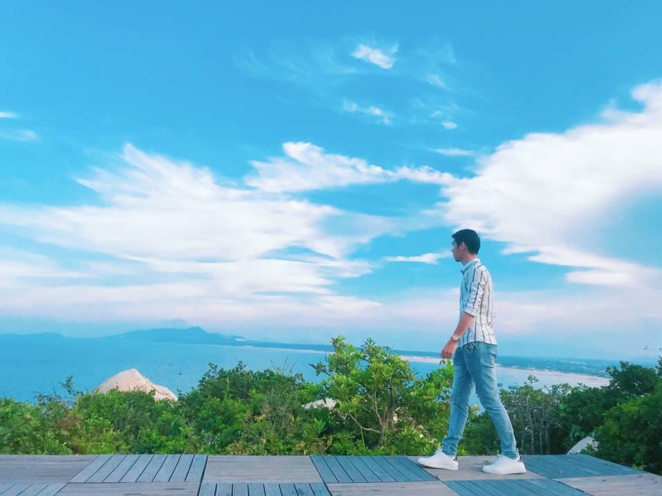 Cảnh sắc tuyệt đẹp ở đỉnh Hoàng Hôn - Trung Lương - Quy Nhơn