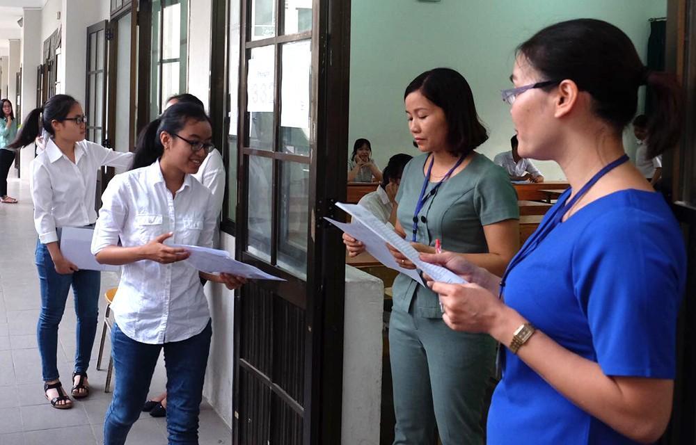 Dự kiến, vào sáng 11/7, sở GD&ĐT TP.Đà Nẵng sẽ công bố điểm thi tốt nghiệp THPT.