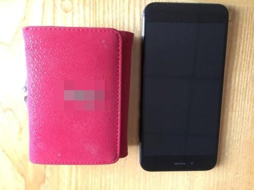 Số tiền trong ví lên đến hơn 51 triệu đồng cùng 1 điện thoại (Ảnh minh họa: 24h)